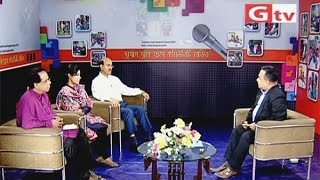 DDR & Community Radio - Talk show on GTV