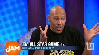 "LaVar Ball: ""I Can Beat Michael Jordan, I've Never Lost!"" | The Jam"