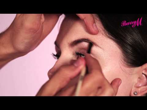 Barry M Define Those Brows with Adam Burrell