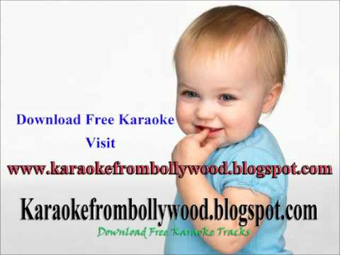 Kal Ho Naa Ho Karaoke For Singing Hindi Karaoke