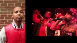 Philthy Rich and Juelz Santana Live in Seattle