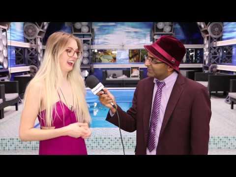 Murtz Jaffer's Big Brother Canada Finale Backyard Interview With Winner Sarah Hanlon