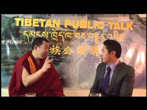 March 2012 Tibetan public talk show part 4