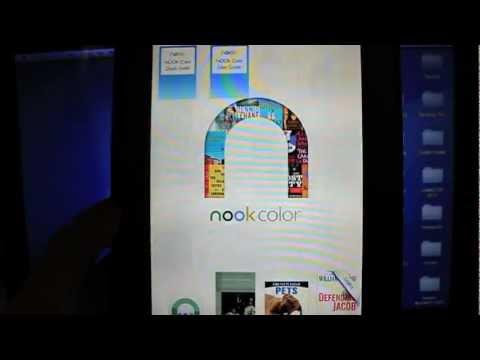 Root Nook Color 1.4.1/1.4.2 (MAC)