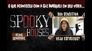 """Análise Espiritual - Gle Marquez em seu Vídeo """"Sou Sensitiva, Vejo Espíritos?"""""""