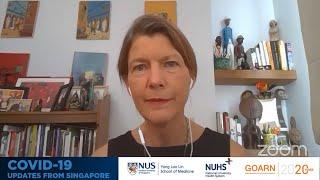 The State of Vaccine Confidence in the Age of COVID-19 | Prof Heidi Larson
