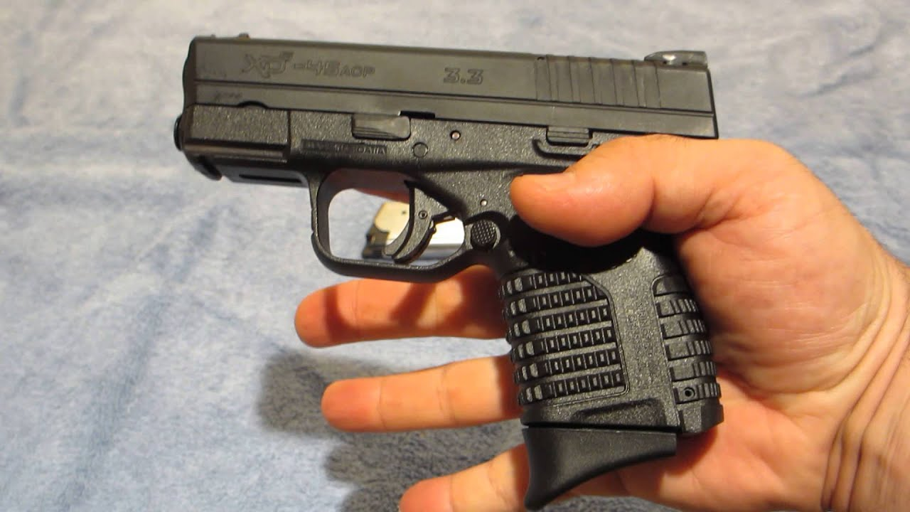 Springfield XDS 45 Mag...