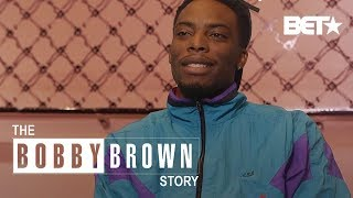 How To Dance Like Bobby Brown w/ Woody McClain | The Bobby Brown Story