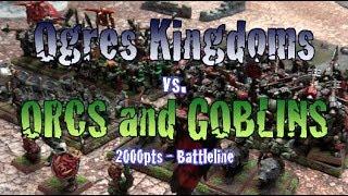 Throwback Thursdays Ep 132 - Warhammer Fantasy Battle - Orcs and Goblins vs. Ogres