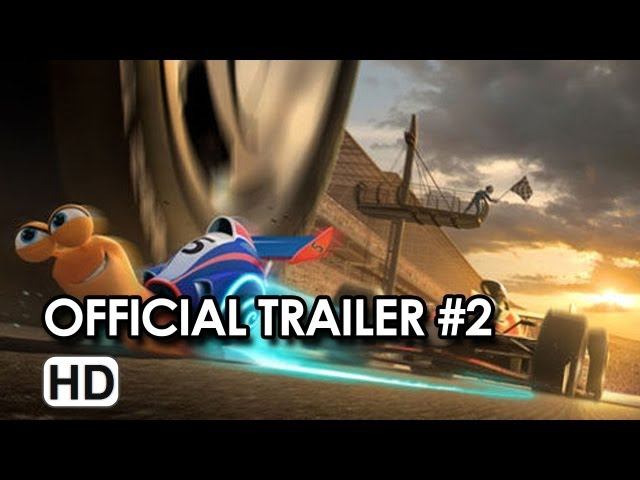 Turbo Official Trailer #2 2013