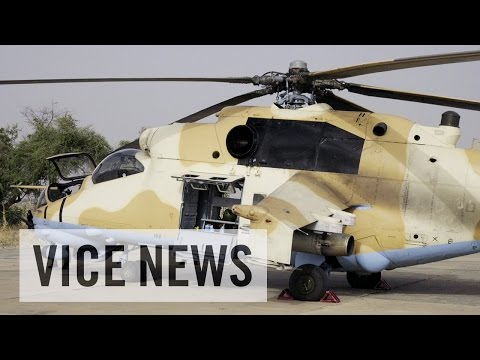 Air Assault on Bama (Excerpt from 'The War Against Boko Haram')