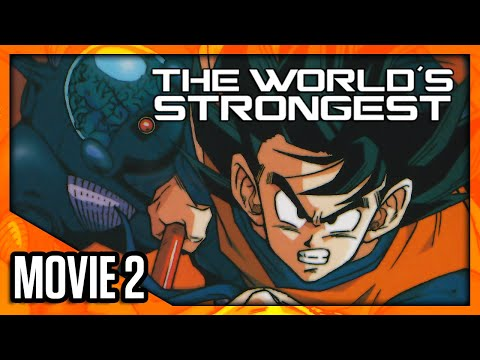 DragonBall Z Abridged MOVIE: The World's Strongest - TeamFourStar (TFS)