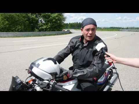 Motorrad-Fahrsicherheitstraining