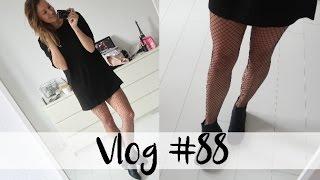 Vlog #88 Visnet panty uitproberen..   Aimée van der Pijl