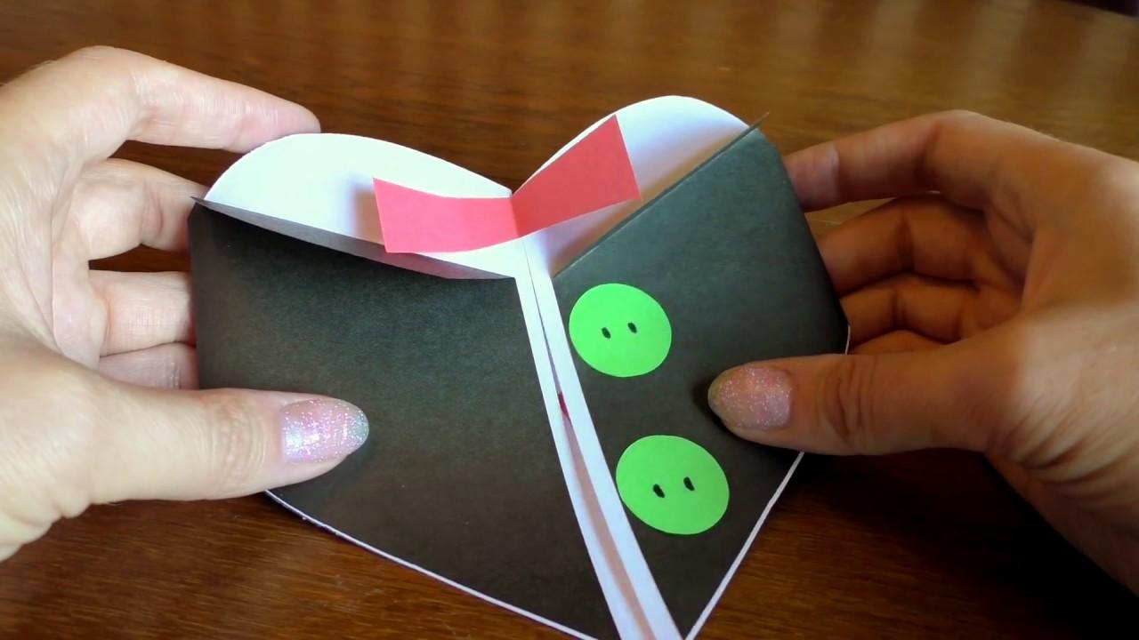 Подарки для друзей из бумаги 591