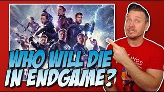 All 17 Avengers Endgame Characters Ranked Least to Most Likely to DIE!