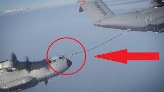 हवा में ही कैसे इंधन भर देते हवाई जहाज में ये देखकर चौंक जायंगे आप ! !