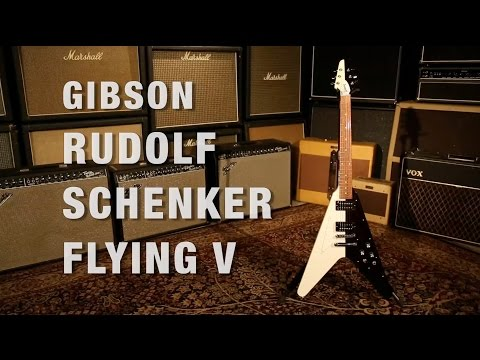 Gibson Rudolf Schenker Flying V Overview