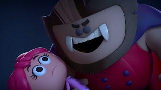AstroLOLogy | Count Dracula Strikes | Halloween | Halloween Anime | Cartoons for Kids