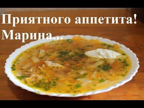 Как приготовить суп из капусты - видео