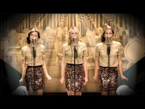 Marthe, Suzan en Demi zingen 'I love you baby' | K3 zoekt K3 | SBS6