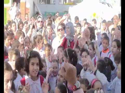 مدرسة أبناء الشهداء بتطوان تحتفل بفوزها باللواء الأخضر ضمن المدارس الإيكولوجية 2