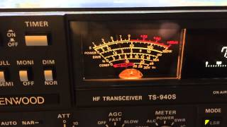 Kenwood TS-940SAT vs. Yaesu FT-450D receive comparison