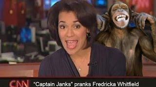 Capt  Janks Prank Calls CNN's Fredricka Whitfield