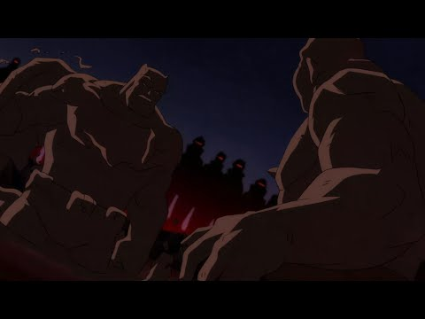 Бэтмен против Главаря мутантов