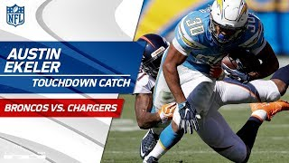 Denver Can't Stop Austin Ekeler on this Big TD Drive!   Broncos vs. Chargers   NFL Wk 7 Highlights