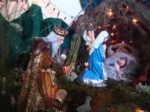 Navidad como armar un nacimiento navide o - Casitas de nacimientos de navidad ...