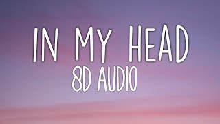 Ariana Grande - In My Head (8D Audio) 🎧