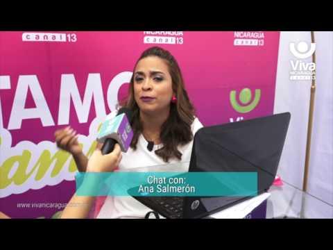 Chat con: Ana Salmerón