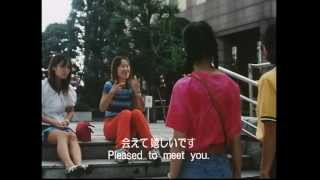 THE UNFORGETTABLE CHARACTER ( 1999 - Japan ) Deaf drama short film.