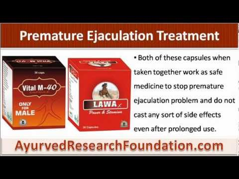 Is There Any Safe Herbal Medicine To Stop Premature Ejaculation Problem?