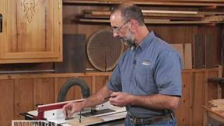Wood Tips: Router - Spiral Router Bits