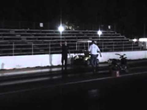 YB NATIONALS golf cart racing 2010 FKN FUNNY.wmv