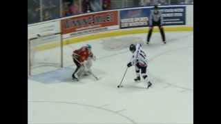 ECHL: Colton Yellow Horn's Between-The-Legs-Self-Kick-Pass-Spin-O-Rama Shootout Goal (video)
