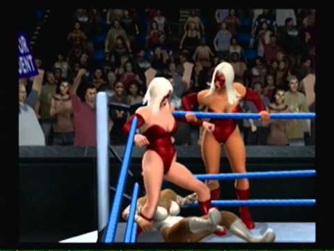 svr2009 : Team Blondage vs. Latin Fire (part 2)