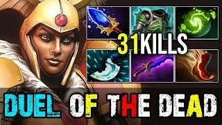 [Legion Commander] How to Offlane And Destroy Enemy Carry 31Kills by Jackart | Dota 2 FullGame