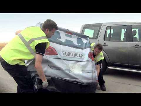 Euro NCAP начинает тестирование системы предупреждения столкновений (AEB)