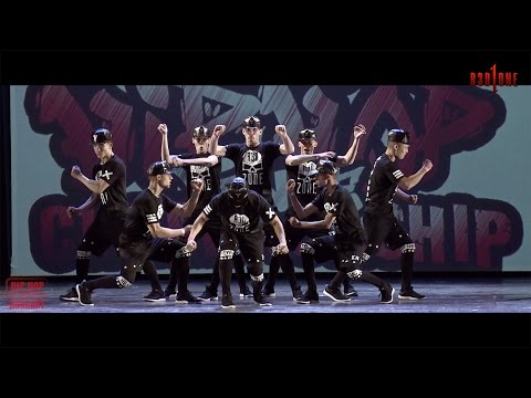 R3d Zone Dance Crew video
