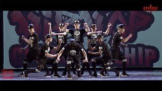R3D ZONE Dance Crew