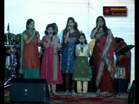 Vaishnavi Creations - Kavita Krishnamurti (aye watan tere liye...