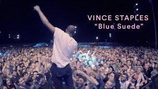 "Vince Staples performs ""Blue Suede"" at Primavera Sound Festival 2016 | GP4K"