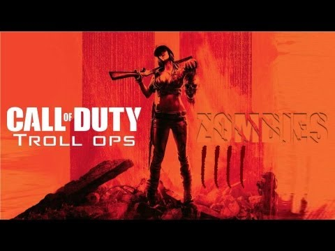 Troll Ops: Zombies Episode 4 new Year Sex (girl Trolling On Black Ops 2) video