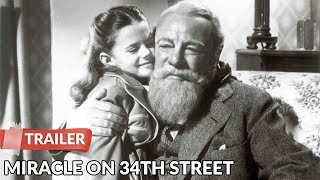 Miracle on 34th Street 1947 Trailer HD | Edmund Gwenn