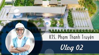 Vlog sửa bản vẽ thiết kế 02 | KTS Phạm Thanh Truyền