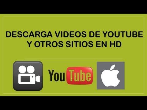 Descarga Vídeos De YouTube Y Otros Sitios Web En HD [Todos Los Formatos] - El Canal De La Manzanita
