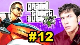 Grand Theft Auto V - PATH OF A PSYCHO - Part 12